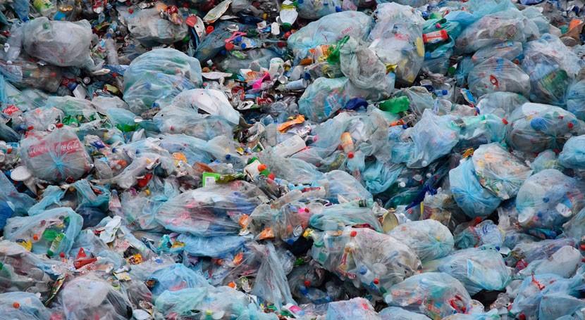 Durante 60 años bolsas plástico han invadido suelos, playas, cuerpos agua y paisaje