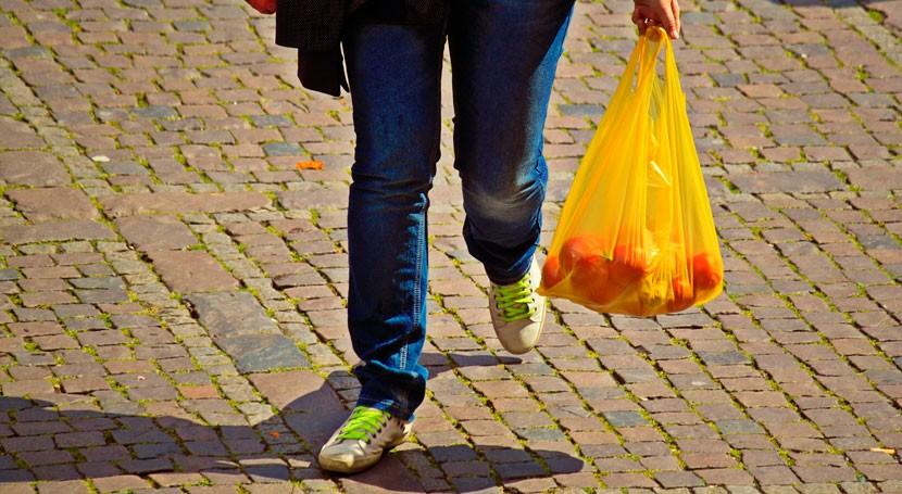 Palma propone prohibir distribución bolsas plástico ligeras comercios