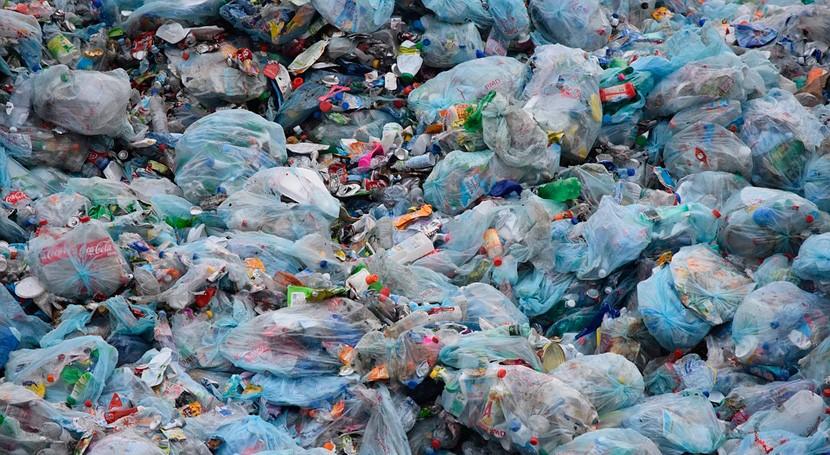historia bolsa plástico, nacimiento prohibición