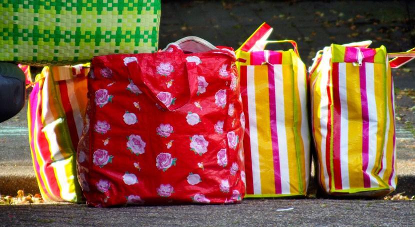 Bolsas plástico y sacos, mercado crecimiento