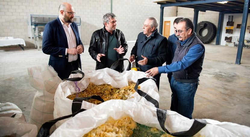 Proyecto Urbanrec: busca mejor gestión residuos voluminosos