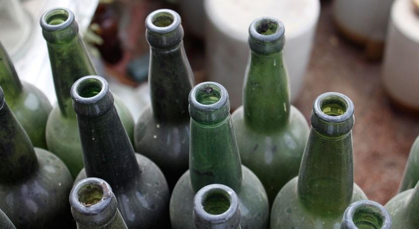 Proyecto reWINE: Cataluña estudia reutilizar 100.000 botellas vidrio sector vitivinícola