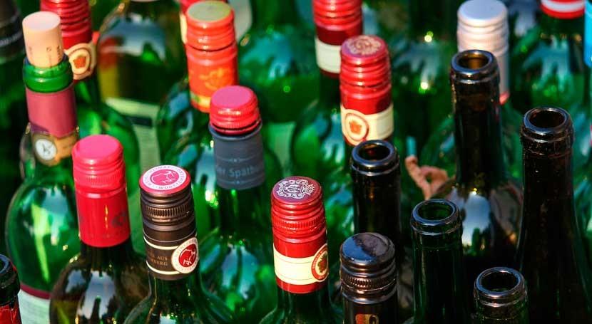 nuevo proyecto aboga reutilización botellas vino