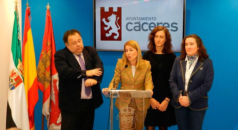 marcha proyecto reciclaje hoteles, restaurantes y servicios catering Cáceres