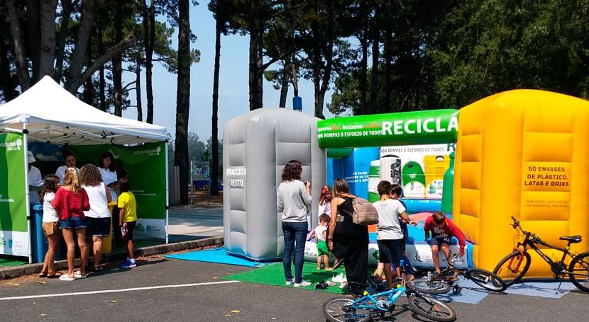 """¿Qué alcance tiene iniciativa """"Oportunidades Galicia. Separemos ben, reciclaremos mellor""""?"""