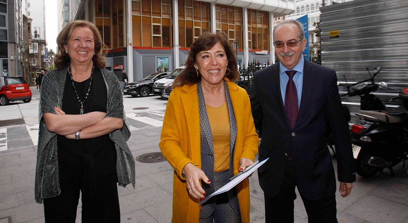 Xunta y Cámara Comercio Coruña coinciden necesidad reducir residuos urbanos