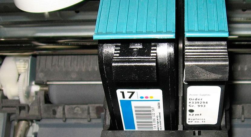 remanufacturadores cartuchos tinta están sujetos Directiva RAEE, CE