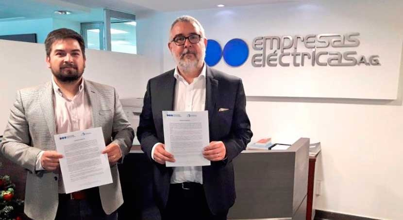 Chilenter gestionará electrónicos computacionales dados baja que genere Empresas Eléctricas