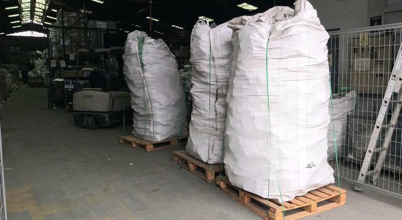 Chilenter envía 17 toneladas circuitos electrónicos Holanda