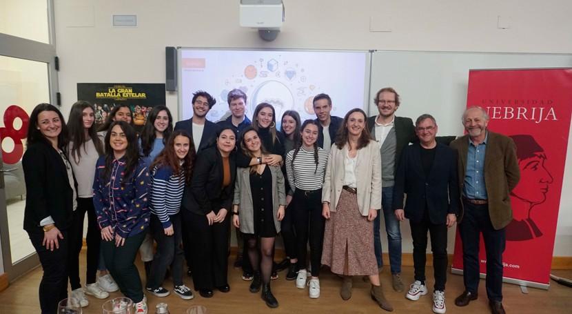 Cicloplast y Universidad Nebrija promueven reciclado plásticos