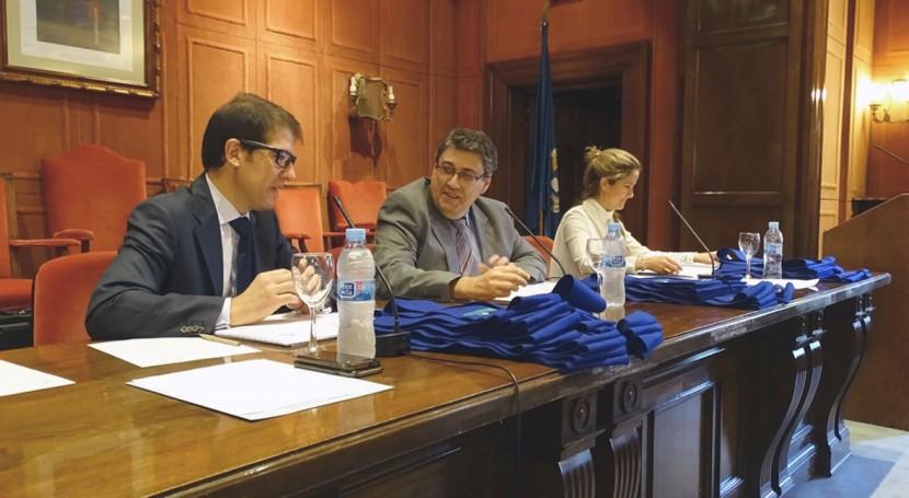Cátedra Ecoembes clausura V Edición Máster Gestión Sostenible Residuos