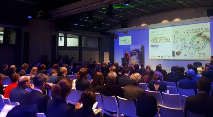 Comunicar, cooperar, mejorar: claves economía circular