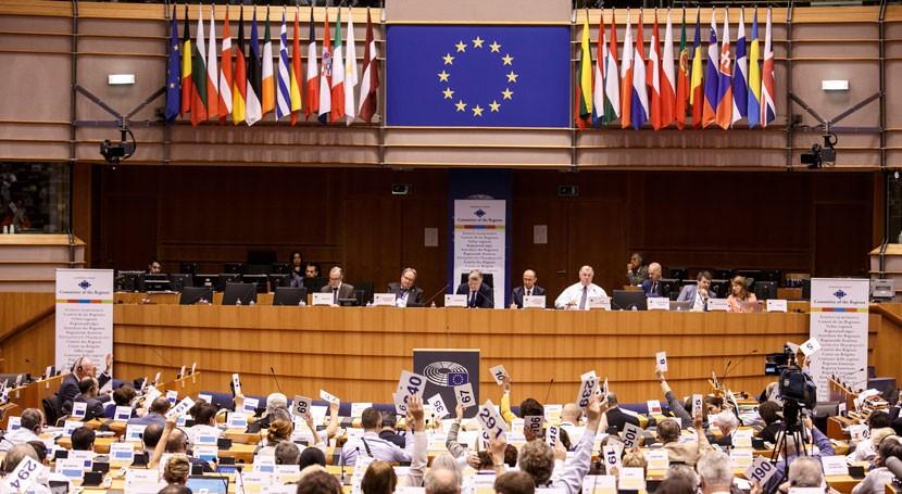 dirigentes locales europeos piden objetivos gestión residuos más ambiciosos
