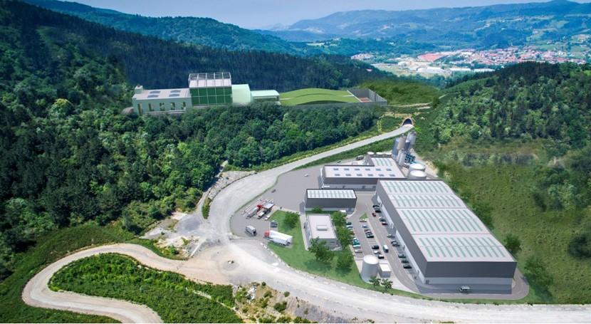 marcha trámites desarrollo 2ª fase Complejo Medioambiental Gipuzkoa