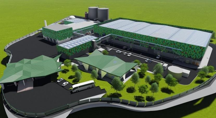 FCC Medio Ambiente construirá segunda fase Complejo Medioambiental Guipúzcoa