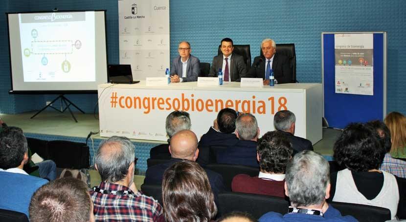 Avebiom reclama mayor apoyo Administración fomentar aplicación biomasa