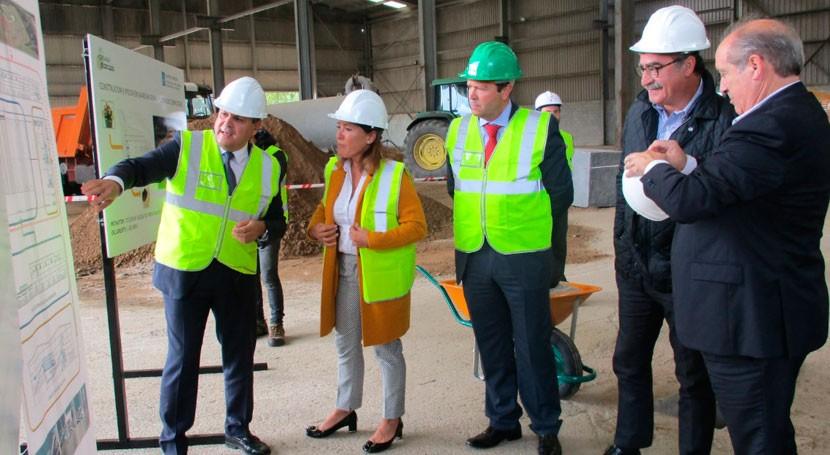 Arranca construcción nueva planta compostaje Sogama