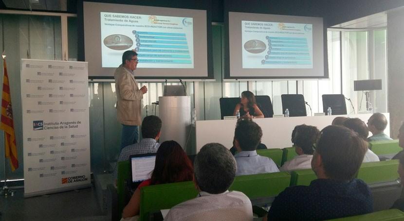 10 entidades presentan propuestas descontaminación lindano Barranco Bailín