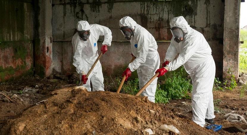 Alarma contaminación suelo