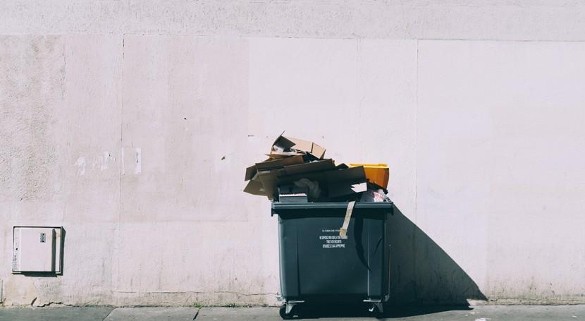 ¿Podemos reducir coste y impacto medioambiental recolección residuos?