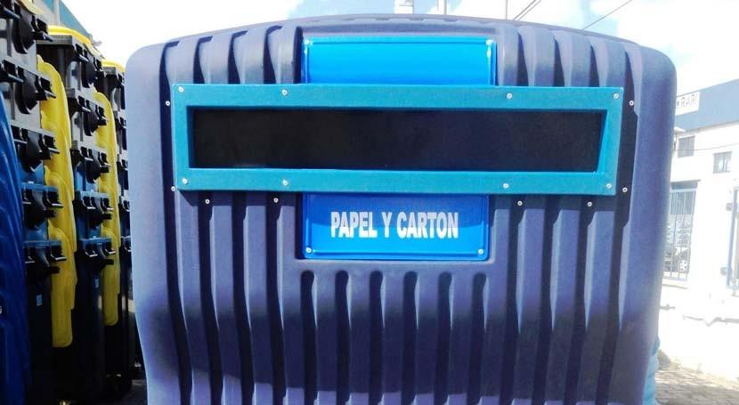 Madrid instalará contenedores azules antihurto