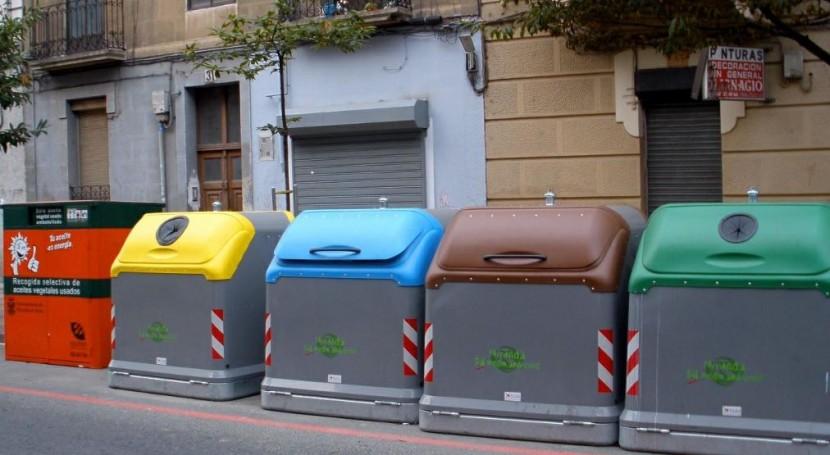 qué contenedor amarillo es garantía reciclaje latas, briks y envases plástico