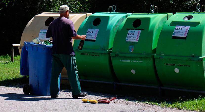Bizkaia pone marcha recogida envases productos fitosanitarios nueve garbigunes