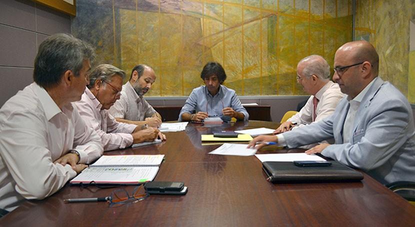 Ya hay borrador del futuro convenio sobre RAEE en Andalucía