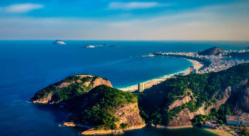 """semana """"Mares Limpios"""" Brasil arrancó 1.500 voluntarios Copacabana"""