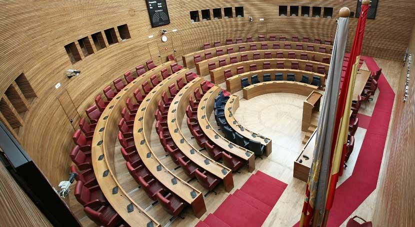 Cortes Valencianas respaldan nuevo Sistema Retorno Envases