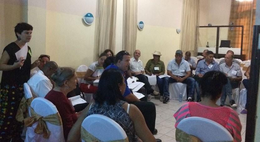 gestión residuos sólidos urbanos, debate Cuba