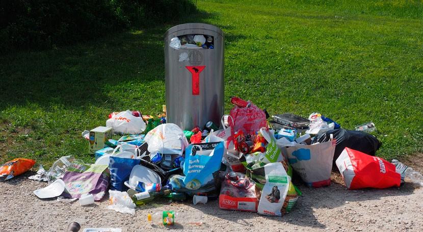 Comisión Europea hace llamamiento España que cumpla legislación residuos