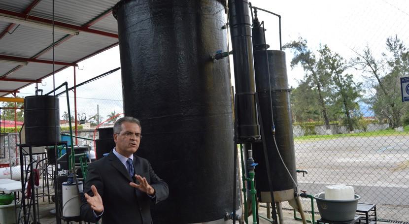nuevo sistema manejo residuos sólidos se basa tratamiento aguas residuales