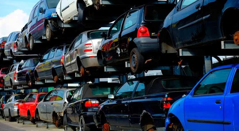 desguaces vascos informarán reutilización y reciclaje vehículos memoria anual