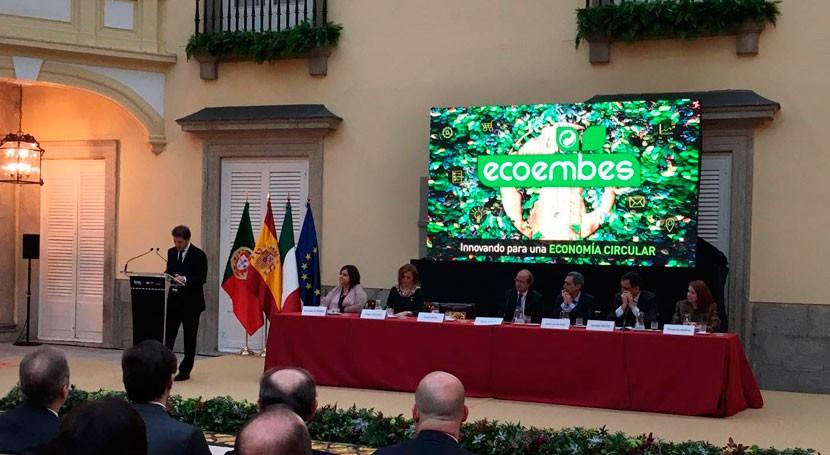Ecoembes apuesta innovación perspectiva sostenibilidad XI Cumbre Cotec