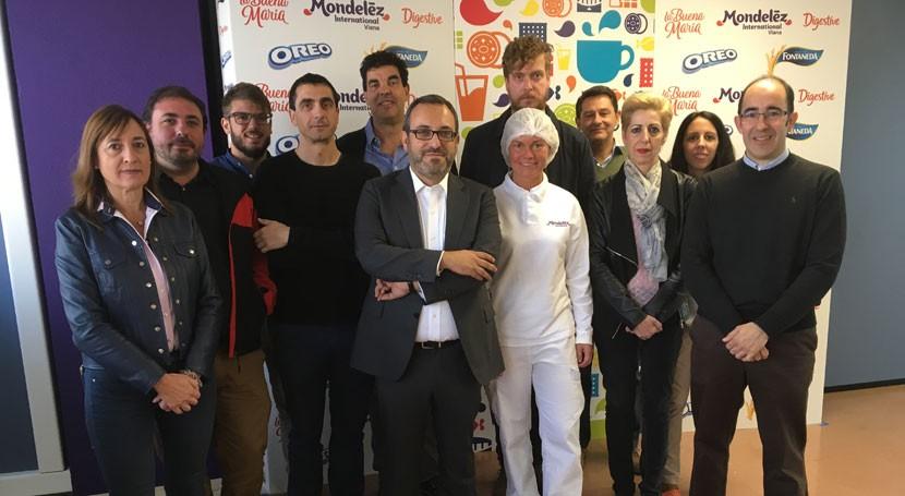Navarra, Ecoembes y Mondelez International participan jornada ecodiseño