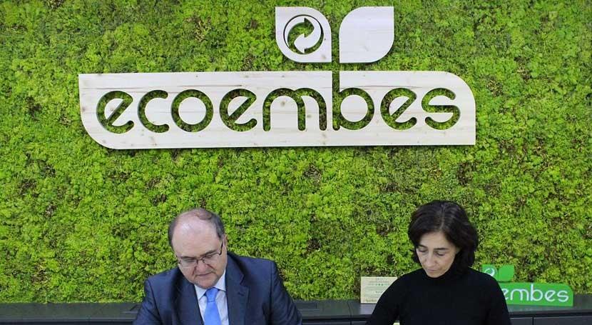 Confederación Española Comercio y Ecoembes promueven adhesión pequeñas empresas