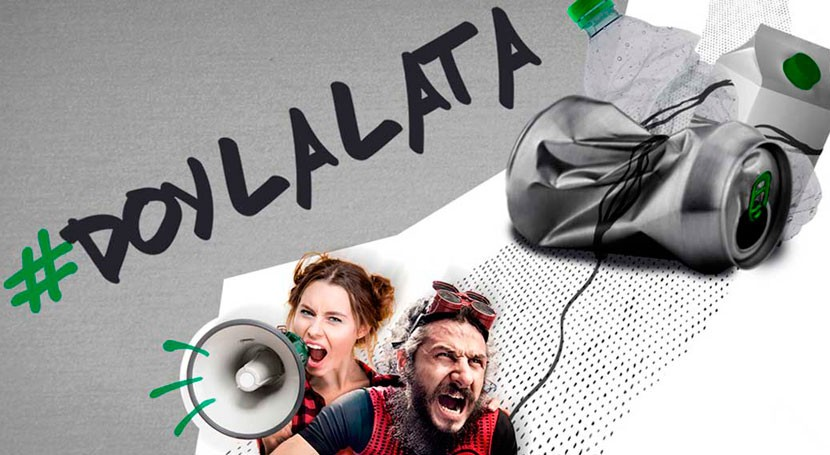 #DoylaLata, campaña que quiere mostrar problemas gestión residuos España
