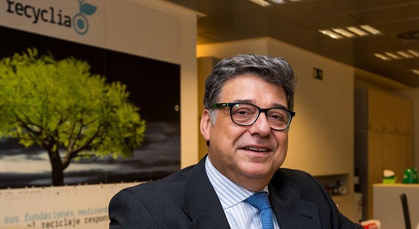 José Pérez asume dirección Fundación Ecolum