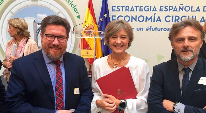 Gobierno andaluz asiste jornada alto nivel economía circular