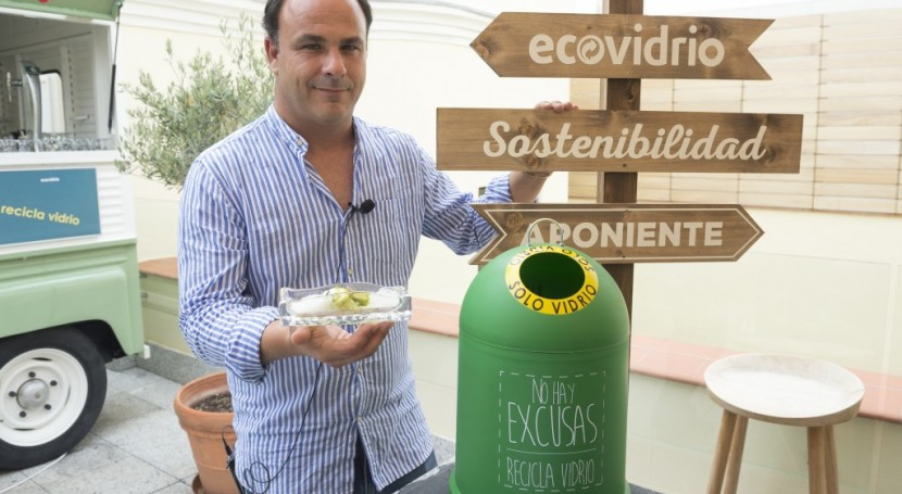Verano sostenible: reciclaje vidrio aumenta 11%