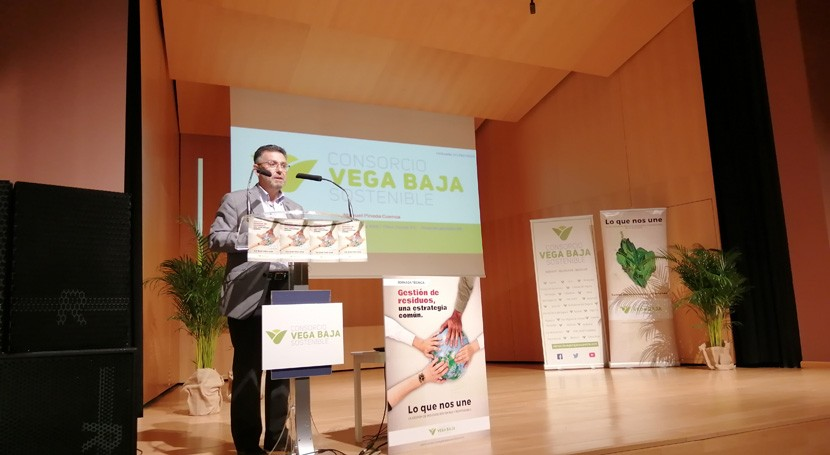 Consorcio Vega Baja Sostenible celebra éxito primeras jornadas técnicas residuos