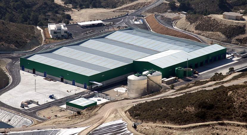 Generalitat Valenciana comprueba buen funcionamiento planta residuos Campello
