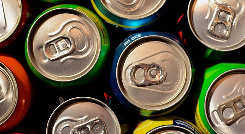 España recupera más 27.000 toneladas envases aluminios 2015