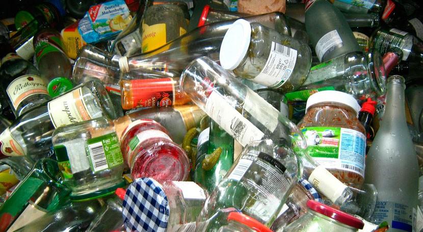 marcha plan incrementar reciclado vidrio verano Costa Sol Occidental