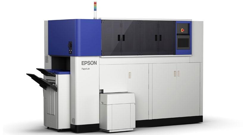 Llega Europa PaperLab, primer sistema reciclaje y fabricación papel oficina
