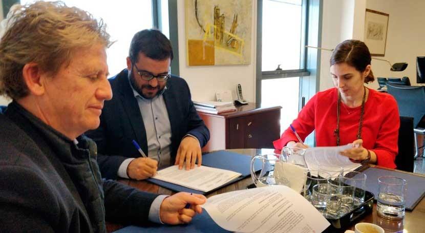 Islas Baleares firma nuevo convenio mejorar gestión residuos pilas