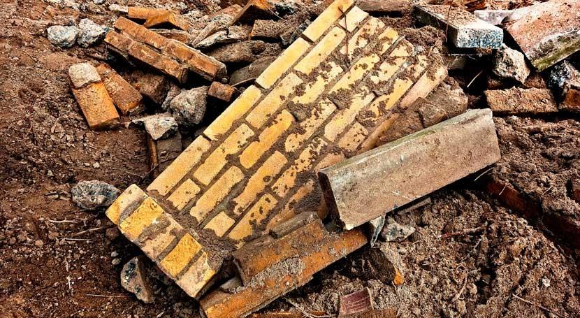 Castilla y León destina medio millón euros restaurar 34 escombreras Valladolid