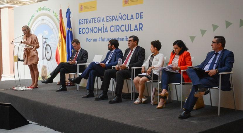 55 agentes sociales y empresariales firman Pacto Economía Circular
