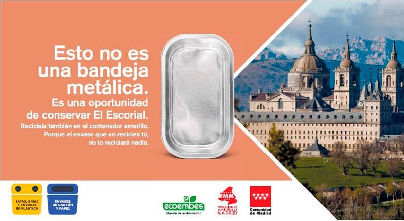 Oportunidades: Recordando madrileños importancia reciclaje envases domésticos